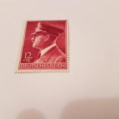 Germania reich 1942 hitler/ serie MNH, Nestampilat