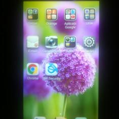Smartphone HUWAEI Y 530 - Telefon Huawei, Negru, Orange