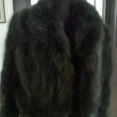 Scurta BLANA naturala dama - haina de blana