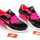 Adidasi Nike Air Max dama - camuflaj