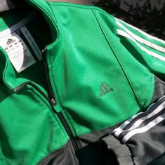 Trening barbati bluza ADIDAS nr.L originala, Marime: L, Culoare: Verde, Bumbac