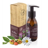 Ulei Demachiant Natural cu jojoba, oregano Cretan, musetel 100 ml