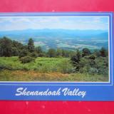 HOPCT 27309 SUA VIRGINIA SHENANDOAH VALLEY -NECIRCULATA, Printata