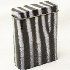 Cutie metalica pentru tigari - Tabachera