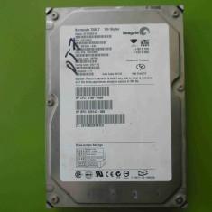 HDD 160GB Seagate 7200.7 ST3160021A ATA IDE - Hard Disk Seagate, 100-199 GB, Rotatii: 5400, 2 MB