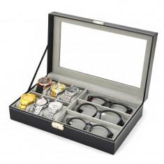 Cutie Depozitarea Ceasuri Ochelari Cutie ceasuri caseta ceasuri etui ochelari