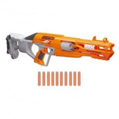 Pusca Nerf N Strike Elite Accustrike Series Alphahawk - Pistol de jucarie