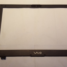 Rama display laptop Sony Vaio PCG 6Q2M ORIGINALA! Foto reale!