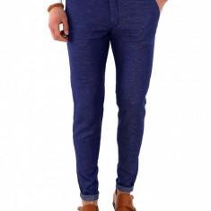 Pantaloni carouri - pantaloni barbati - pantaloni office -7839 B2, Marime: 31, Culoare: Din imagine