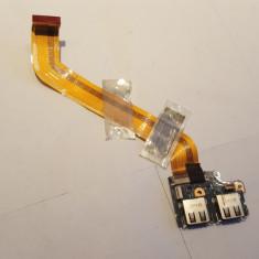 Modul USB + panglica laptop Sony Vaio PCG 6Q2M ORIGINAL! Foto reale! - Cabluri si conectori laptop Sony, Cabluri USB