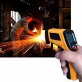 Termometru Scanner temperatura in Infrarosu cu marker laser , nou