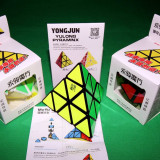 Profesional YJ Yulong Pyraminx - Cub Rubik - Jocuri Logica si inteligenta