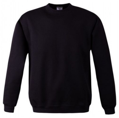 Bluza negru tip Hanorac SWC280 foto