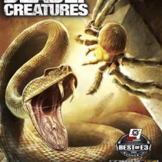 Deadly Creatures Nintendo Wii - Jocuri WII Thq, Actiune, 12+