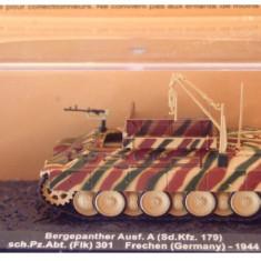 Macheta tanc macara Berghepanther - Germany - 1944 scara 1:72 - Macheta auto