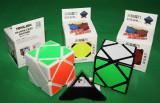 Cub Rubik YongJun Guanlong Skewb  + stand pentru cub GRATUIT
