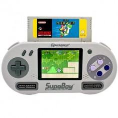 Consola Portabila Supaboy Portable Pocket Snes Handheld Compatible Console