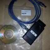 Tester auto BMW Scanner 2.0.1 pt. seria E60, E80, E90 etc. - Tester diagnoza auto