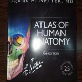 Atlas de anatomie F. Netter. Editia 6 in limba engleza