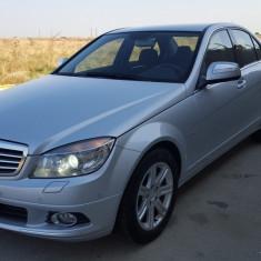 Mercedes-benz c 220 170 cp, An Fabricatie: 2008, Motorina/Diesel, 151000 km, 2148 cmc