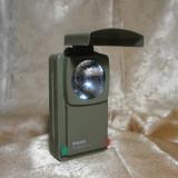 Rar! Lanterna militara semnalizare, Elvetia, colectie, cadou, vintage