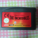 vand jocuri gameboy,gameboy advance  , THE INCREDIBLES