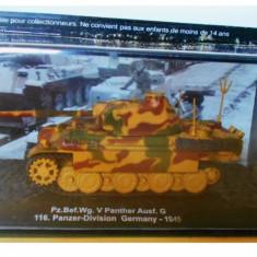 Macheta tanc Panther V - Germany - 1945 scara 1:72 - Macheta auto