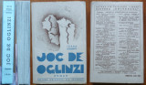 Ioana Petrescu , Joc de oglinzi ; roman , 1943 , editia 1 in stare impecabila