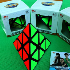 Profesional Cyclone Boys Pyraminx - Cub Rubik - Jocuri Logica si inteligenta