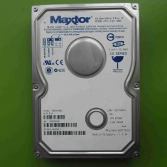HDD 60GB Maxtor DiamondMax Plus 9 ATA IDE - Hard Disk Maxtor, 40-99 GB, Rotatii: 5400, 2 MB