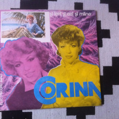 Corina Chiriac si ieri si azi si maine album disc vinyl lp Muzica Pop electrecord usoara, VINIL