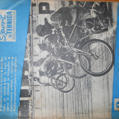 SPORT SI TEHNICA NR 3 / 1969 - Revista auto