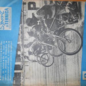 SPORT SI TEHNICA NR 3 / 1969