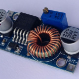 DC-DC converter step-down IN: 5.0-30V, OUT: 0.8-24V (5A) XL4005