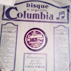Discuri patefon gramofon - Muzica Clasica Columbia, VINIL
