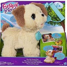 Jucarie De Plus Furreal Friends Pax My Poopin Pup - Jucarii plus Hasbro