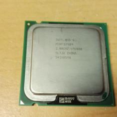 Procesor PC Intel Pentium4 SL7J6 3, 00 GHz Socket 775, Numar nuclee: 1, 2.5-3.0 GHz, LGA775