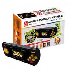 Consola Portabila Atari Flashback 7 Classic Game Console Frogger Edition, Console Atari