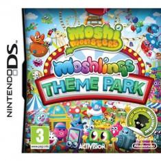 Moshi Monsters 2 Moshling Theme Park Nintendo Ds - Jocuri Nintendo DS Activision, Actiune, 12+