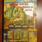 Catalogul produselor lactate (produse lactate romanesti, din perioada comunista)