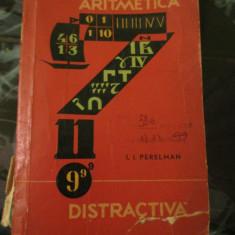 Aritmetica Distractiva - I.I. Perelman
