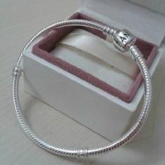 Bratara Pandora 18 si 19cm argint stantata s925 ale - Bratara argint