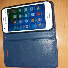 Samsung Galaxy J1 Alb - Telefon Samsung, Neblocat, Dual SIM