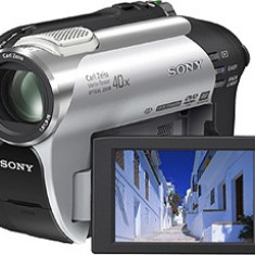 #Camera video DVD Handycam® SONY Dcr-Dvd106, 2-3 inch, CCD, 30-40x