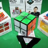 Competitional Moyu LingPo - Cub Rubik 2x2x2 + Stand pt. cub Gratuit - Jocuri Logica si inteligenta