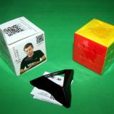 Profesional MFG Warrior - Cub Rubik 3x3x3 - Jocuri Logica si inteligenta