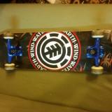 Skateboard ELEMENT / deck element / roti blind / axe ELEMENT Isotopes PRET NEGO., Barbati