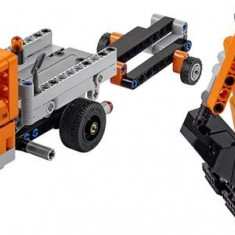 Lego® Technic Echipaj Pentru Repararea Drumurilor - L42060