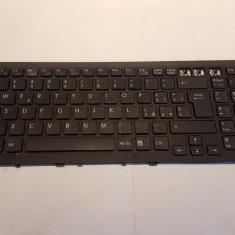 Tastatura laptop Sony Vaio PCG-91311M ORIGINALA! Foto reale!