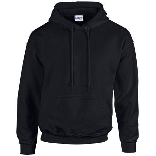 Hanorac negru Gildan GI18500